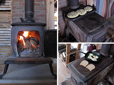 The End of An Era - Ode to a Wood Stove